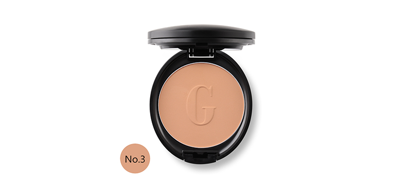 Beauty Buffet GINO McCRAY The Professional Make Up Extreme Control Powder Foundation 10g #03