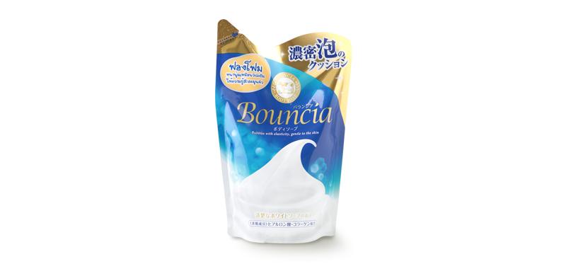 BOUNCIA Body Soap White Sope [Refill] 400ml