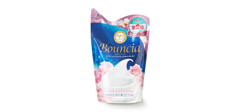BOUNCIA Body Soap Airy Bouquet 400ml