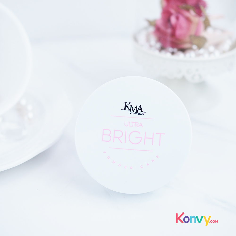 KMA Ultra Bright Powder Cake SPF25/PA++ 6g_1