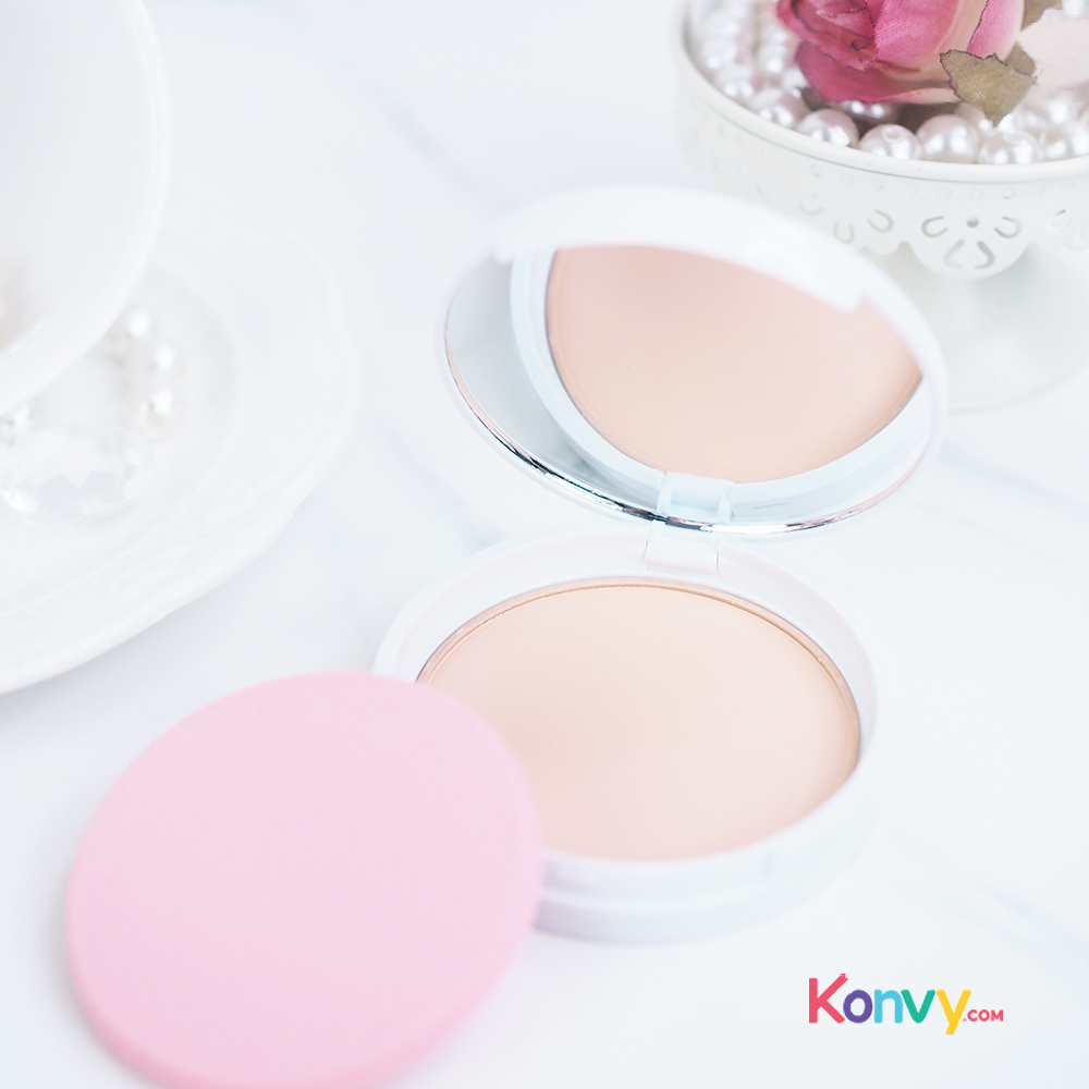 KMA Ultra Bright Powder Cake SPF25/PA++ 6g_2