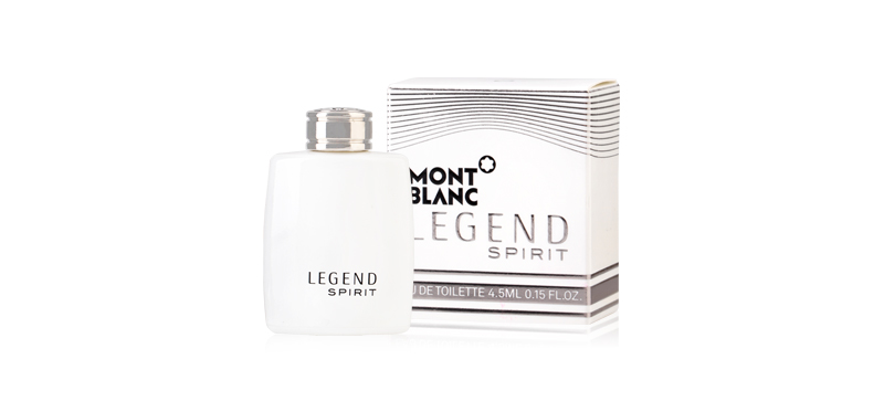 Mont Blanc Legend Spirit EDT 4.5ml