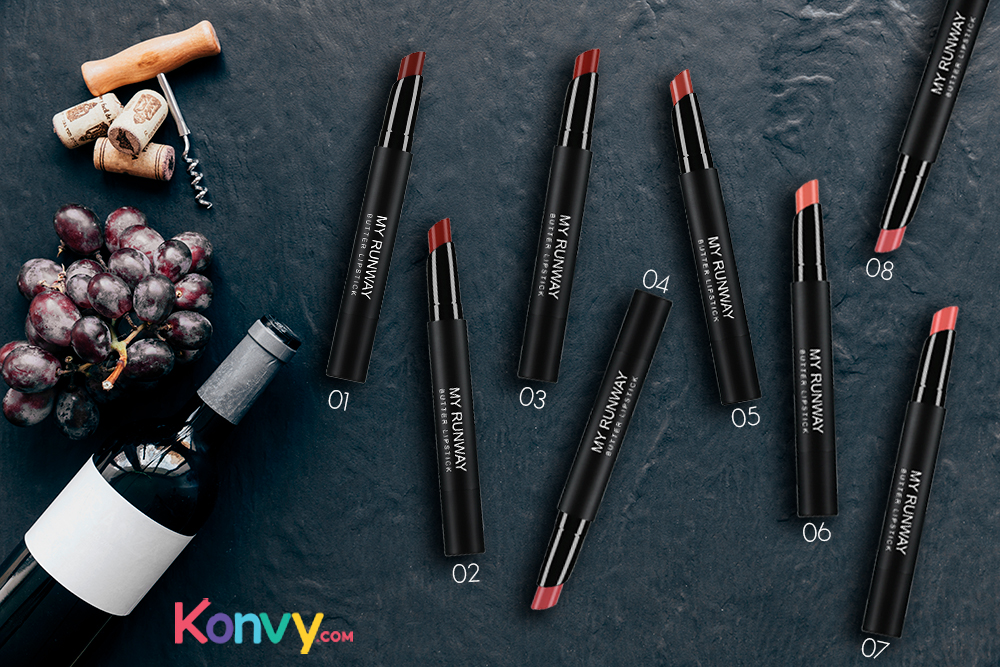 Crayon My Runway Butter Lipstick 1.5g #3 Red Carpet_1