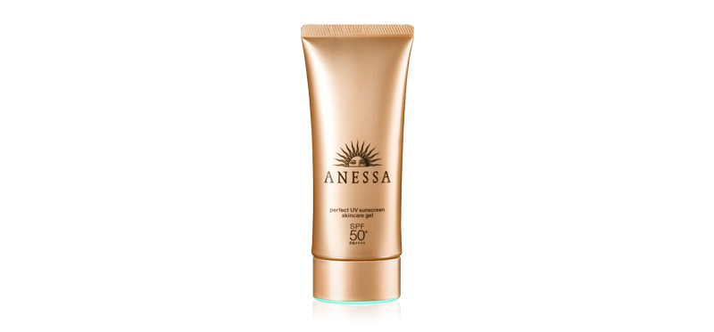Anessa Perfect UV Sunscreen Skincare Gel 90g #14585