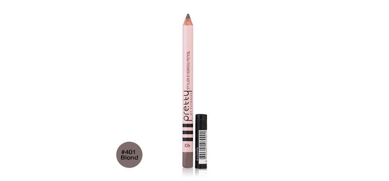 Pretty By Flormar Styler Eyebrow Pencil 1.08g #401 Blond