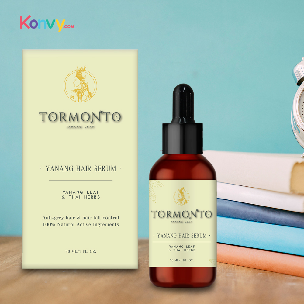 Tormonto Yanang Leaf Hair Serum 30ml