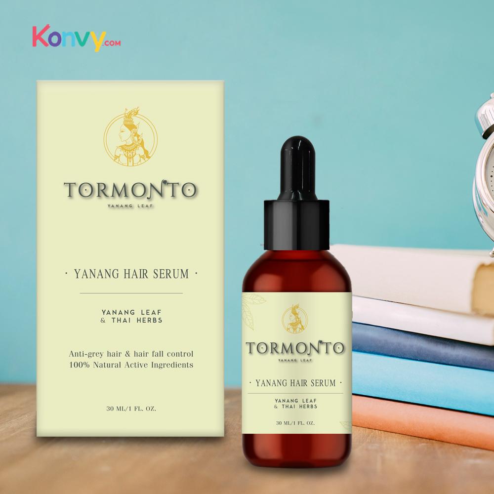 Tormonto Yanang Leaf Hair Serum 30ml