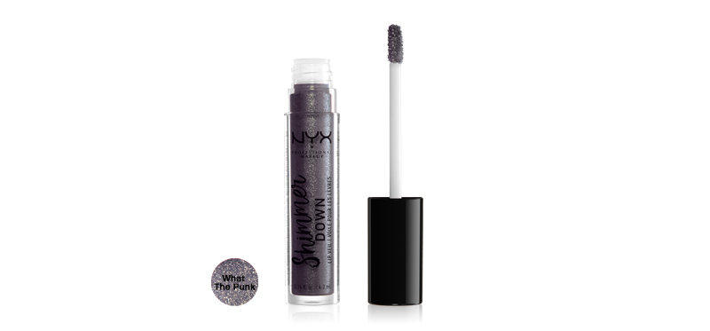 NYX Professional Makeup Shimmer Down Lip Veil 3.4ml #SDLV09 What The Punk