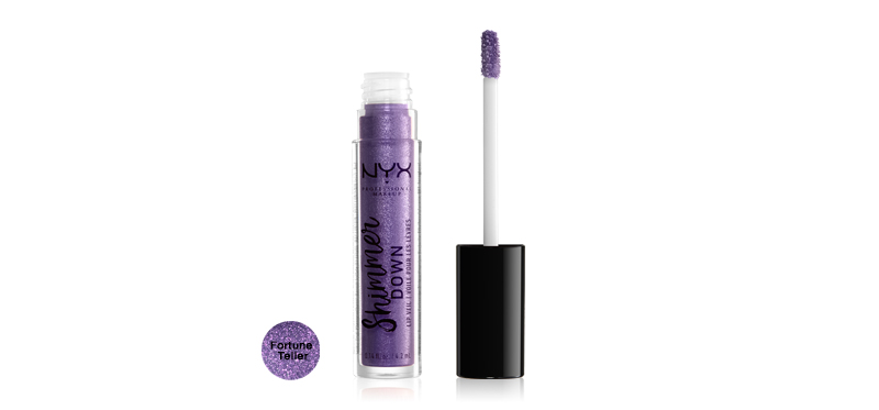 NYX Professional Makeup Shimmer Down Lip Veil 3.4ml #SDLV11 Fortune Teller