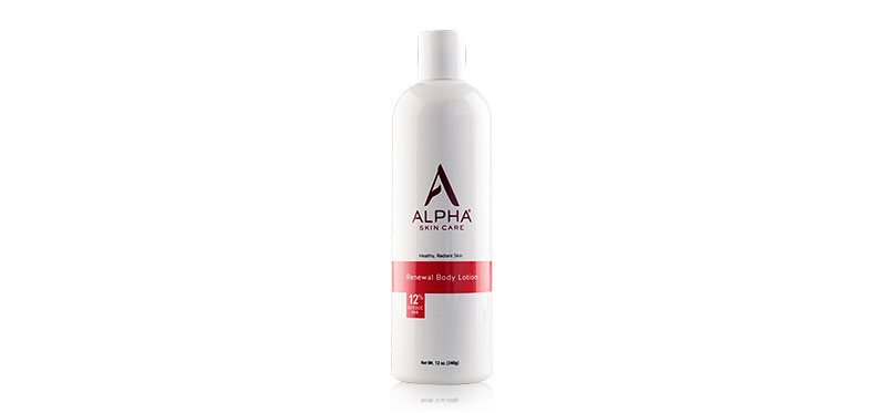 Alpha Skin Care Renewal Body Lotion 340g