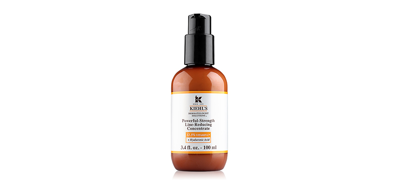 Kiehls Powerful Strength Line Reducing Concentrate 12.5% Vitamin C 100ml