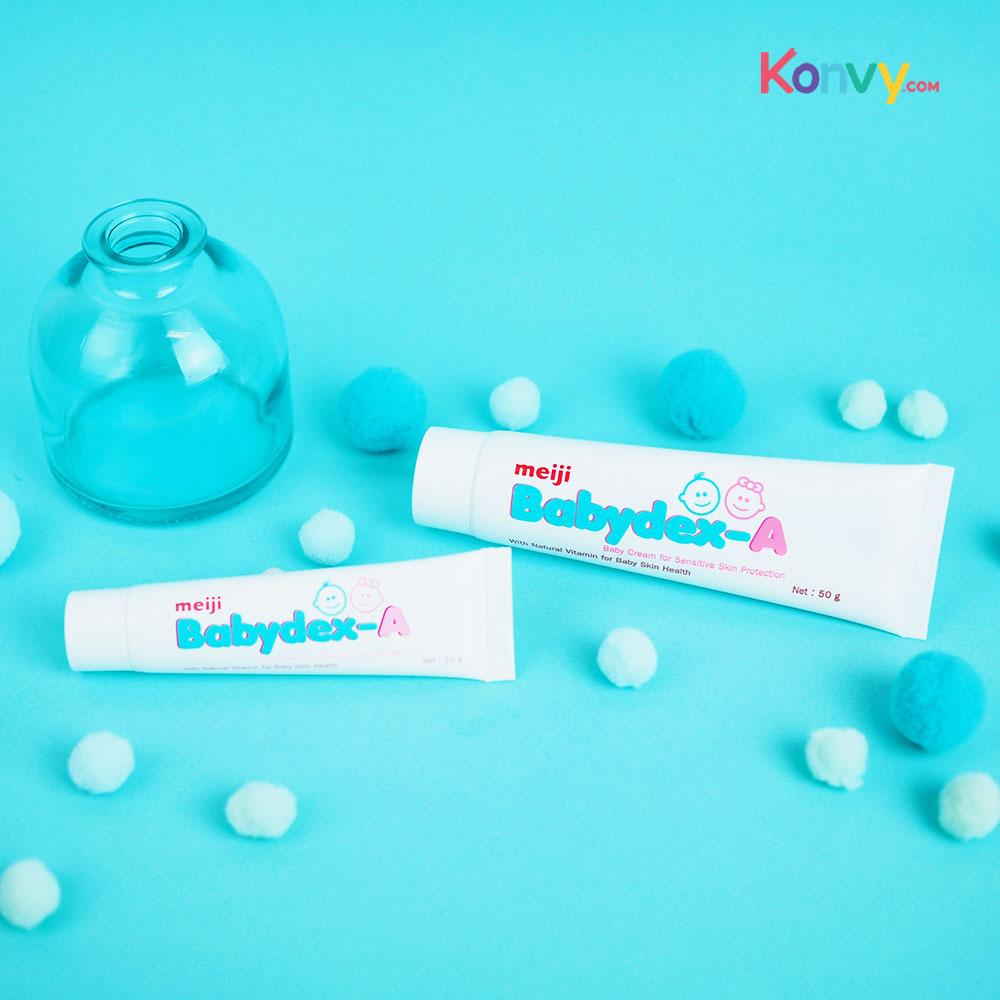 Babydex-A Baby Cream for Sensitive Skin Protection 50g_1
