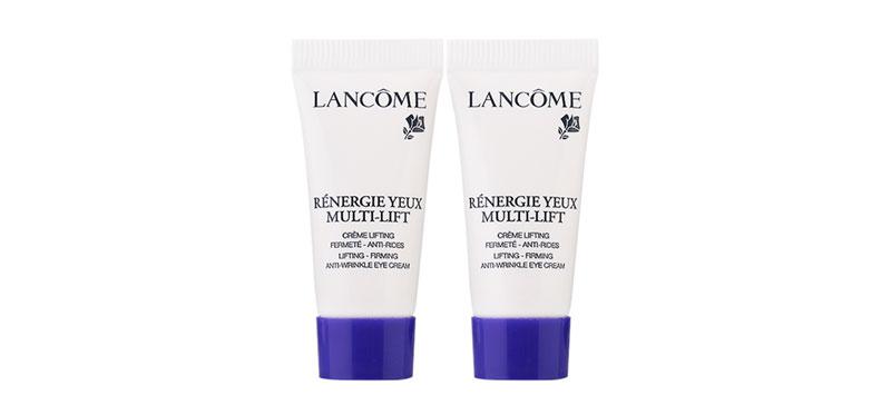 แพ็คคู่ Lancome Renergie Yeux Multi-Lift Lifting Firming Anti-Wrinkle Eye Cream (5mlx2pcs)