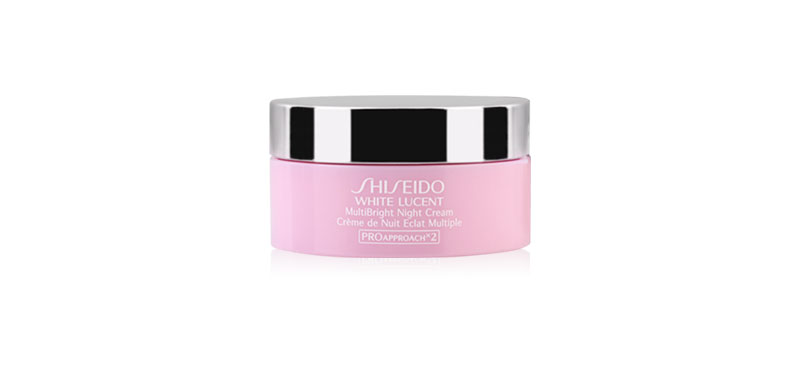 Shiseido White Lucent Multi Bright Night Cream 18ml