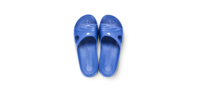 Eisaku Comfortable Anti-slippery Home Slipper #Blue 44-45 250mm