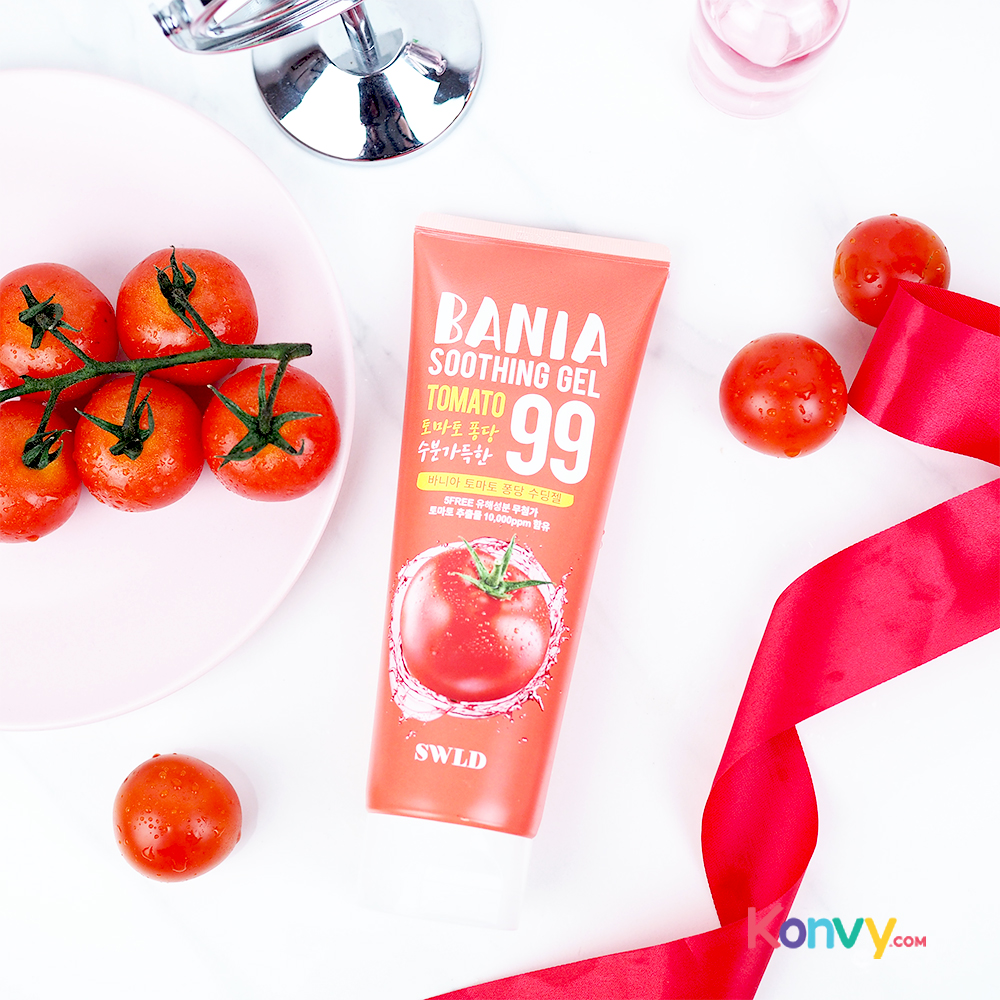 Bania Tomato Soothing Gel 250ml_1