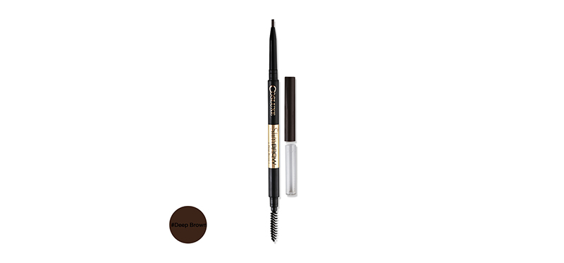 Cosluxe SlimBrow Pencil #Deep Brown