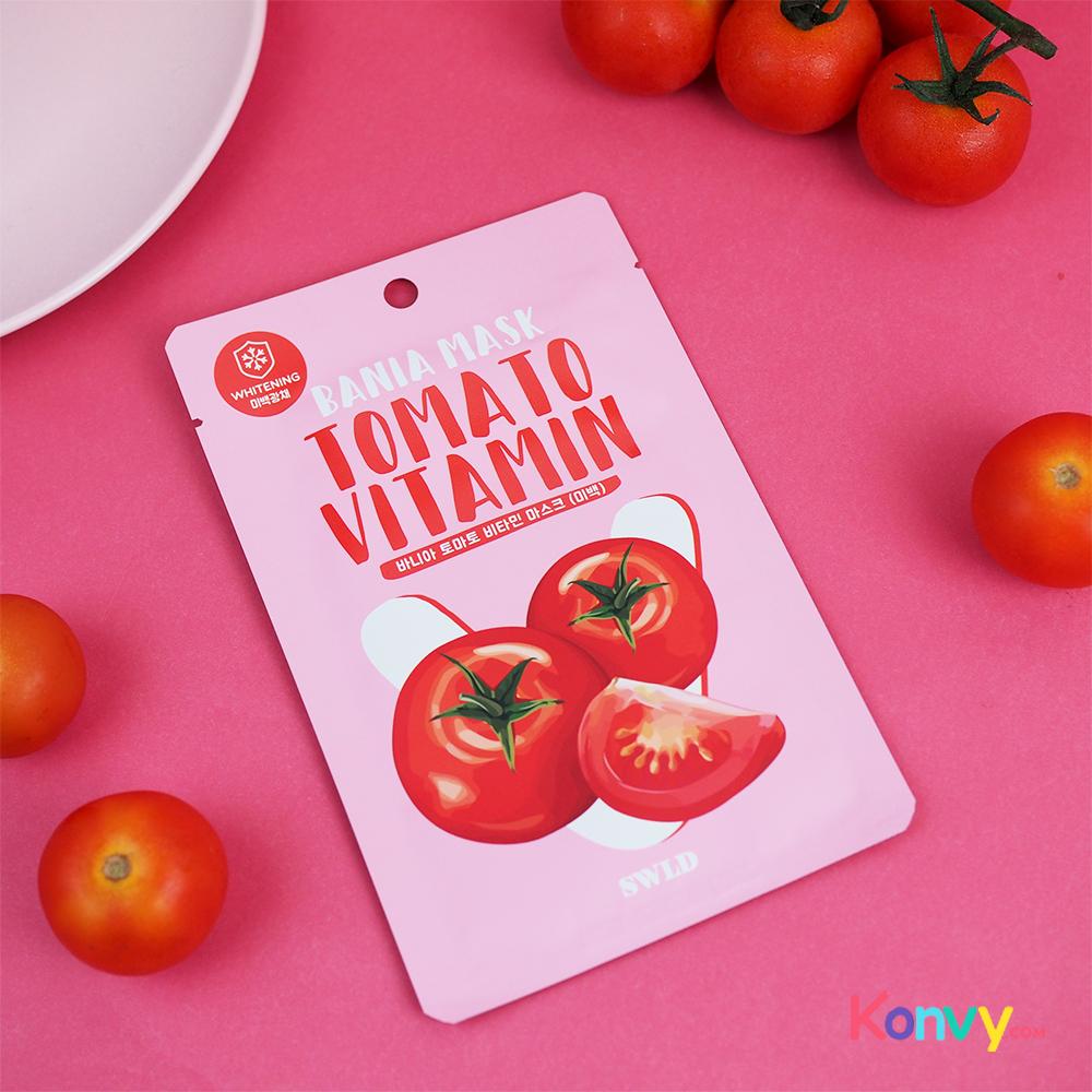 Bania Tomato Vitamin Mask 23g_1