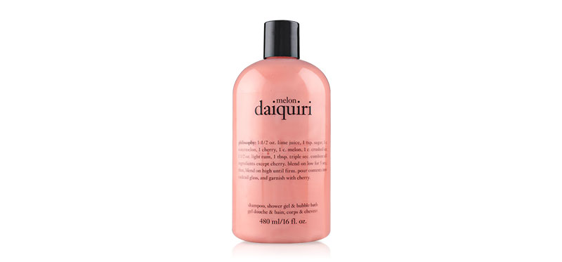 Philosophy Melon Daiquiri Shampoo, Shower Gel & Bubble Bath 480ml