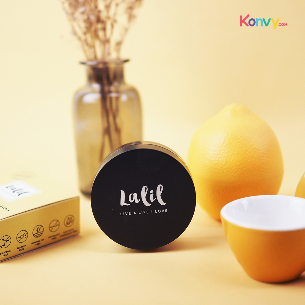 Lalil Multi-purpose Natural Balm – Lemon 20g (30057)_1