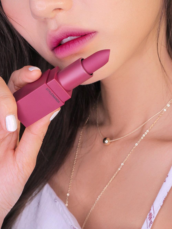 3CE Mood Recipe Matte Lip Color #225 Flexible_4