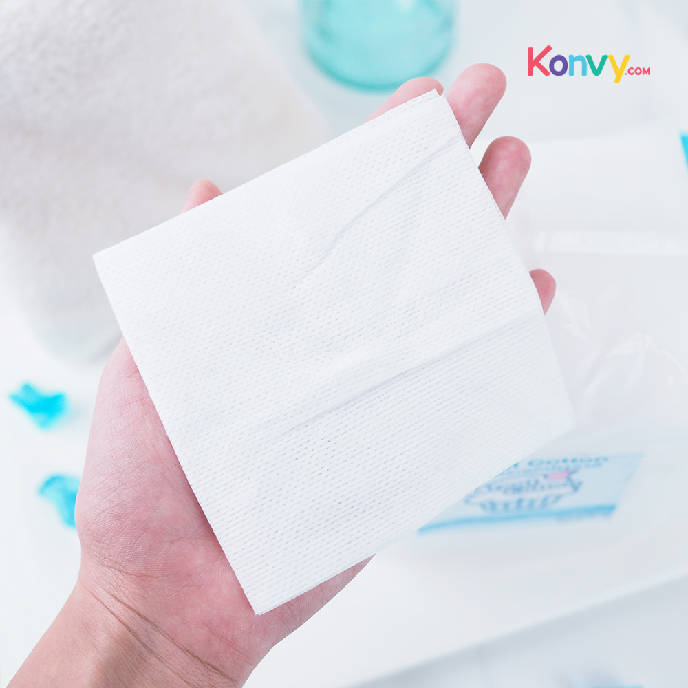 Great Cotton Dry Wipe 100pcs (1 Pack)_3