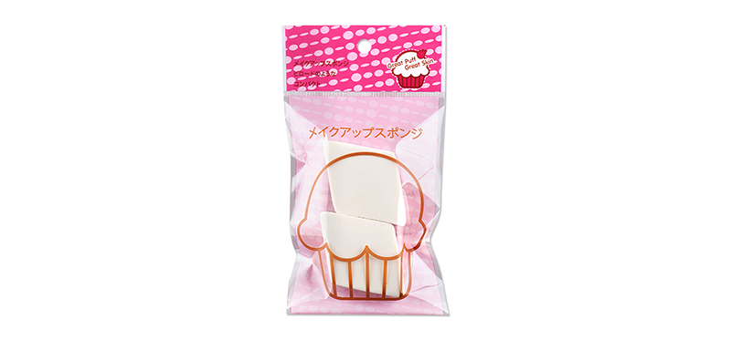 Great Puff Foundation Sponge 2pcs
