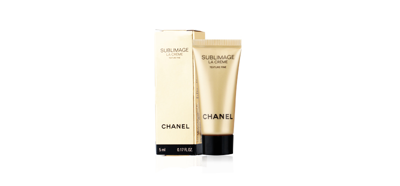Chanal Sublimage La Creme Texture Fine 5ml