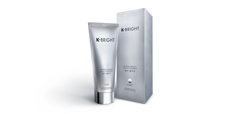 K-Bright Crystal Bright Jelly Cleanser 120ml
