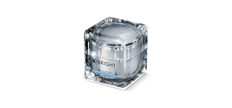 K-Bright Crystal Bright Water Lock Gel Cream 50ml