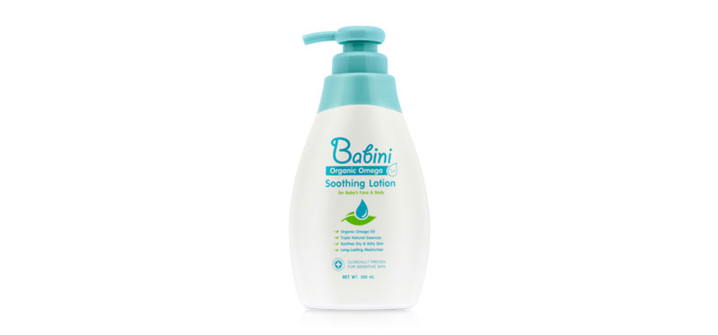 Babini Organic Omega Soothing Lotion 300ml