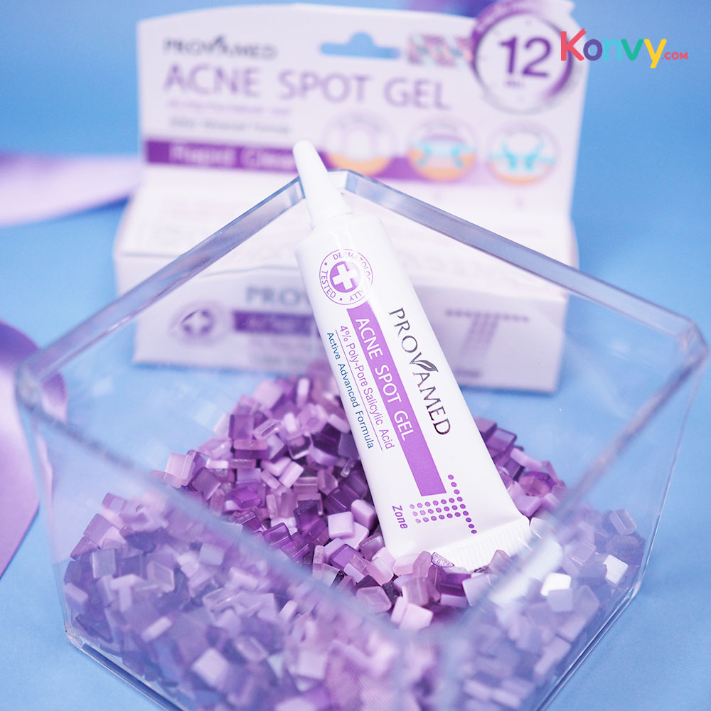 Provamed Rapid Clear Acne Spot Gel 10g_1