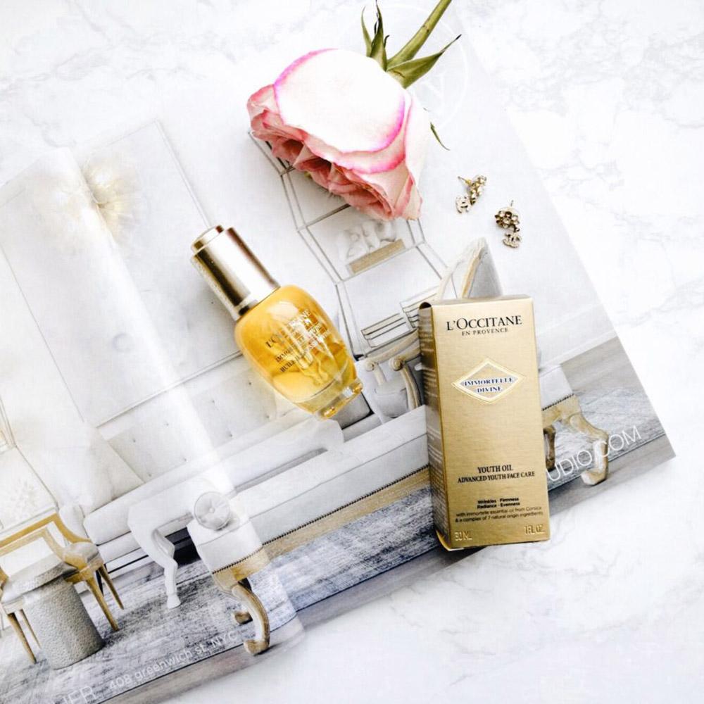 L'Occitane Immortelle Divine Youth Oil Advanced Anti-Aging Skincare 15ml_3