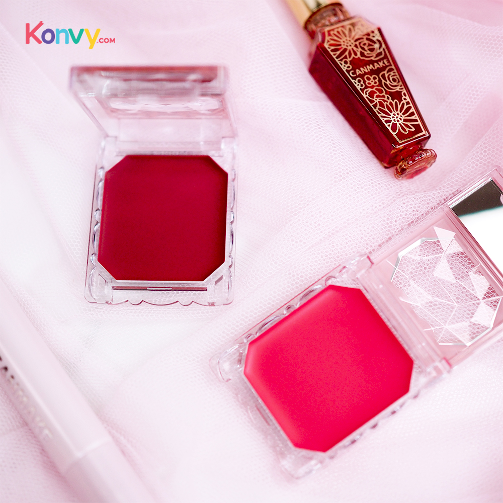 Canmake Lip & Cheek Gel #05 Cherry Fromage_2