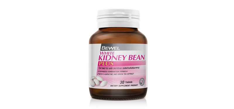 Bewel White Kidney Bean Plus 30 Tablets