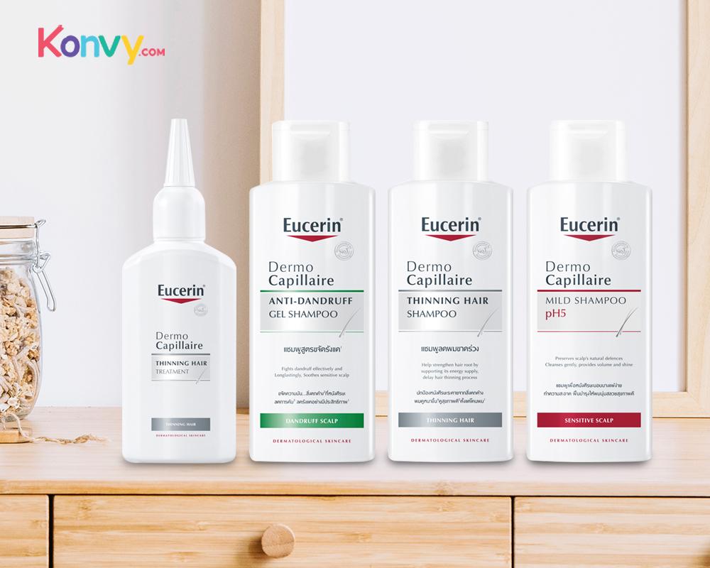 Eucerin Dermocapillaire Mild Shampoo 250ml