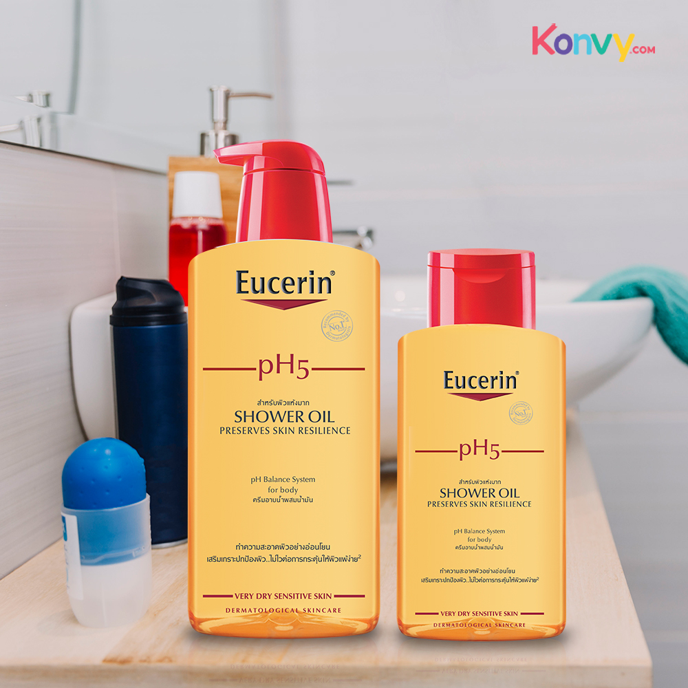 Eucerin PH5 Shower Oil 200ml