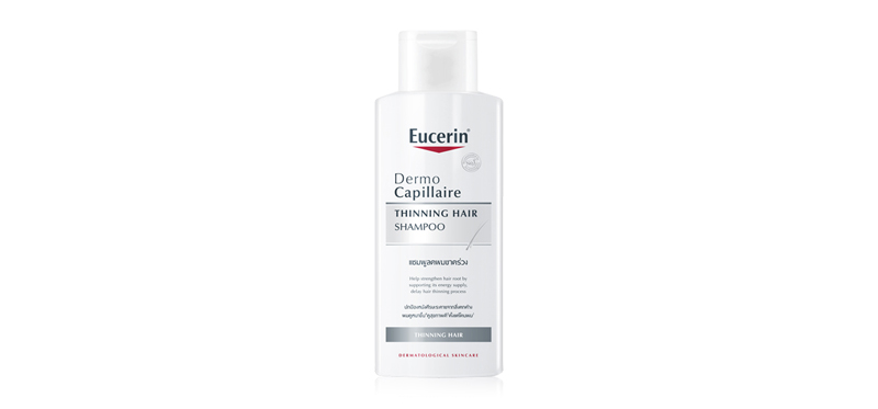 Eucerin Dermocapillaire Re-Vitalizing Shampoo Thinning Hair 250ml