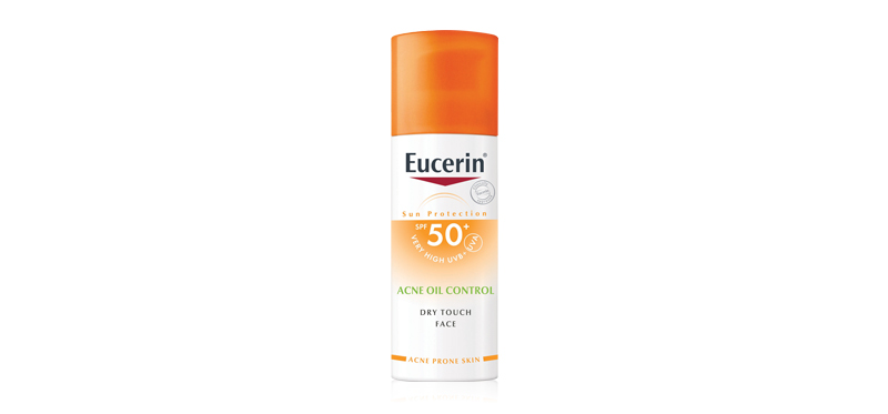Eucerin Sun Dry Touch Acne Oil Control Face SPF50+ 50ml