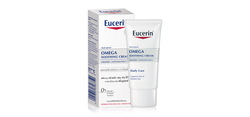 Eucerin Omega Soothing Cream 50ml