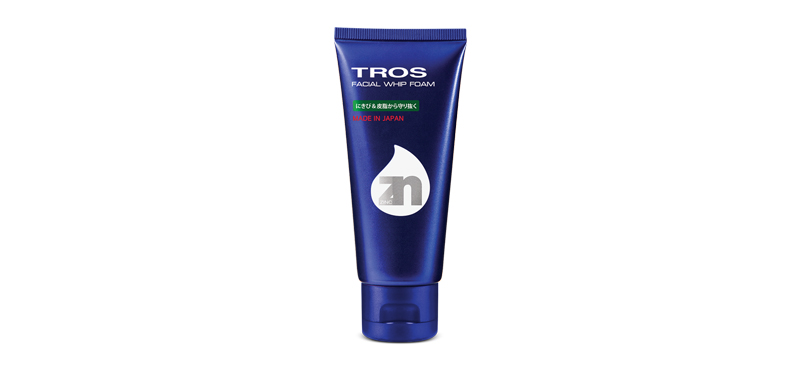TROS Acne And Oil Defense Whip Foam 60g