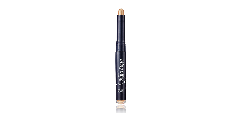 Etude House Bling Bling Eye Stick 1.4g #09 Golden Tail Star