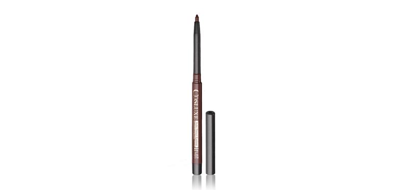 Cosluxe Auto Pencil Eyeliner Trust Me #Hazel Brown