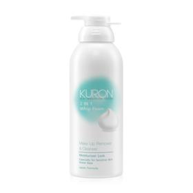 ฟรี!  Kuron  2in1 Whip Foam Make Up Remover & Cleanser 170ml  (1 ชิ้น / 1 ออเดอร์) เมื่อช้อปสินค้า Kuron อย่างน้อย 1 ชิ้น   (ของแถมจำนวนจำกัด)