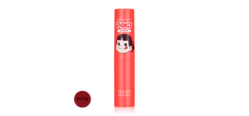 Holika Holika x Peko Chan Water Drop tint Bomb 2.5g #03 Fig