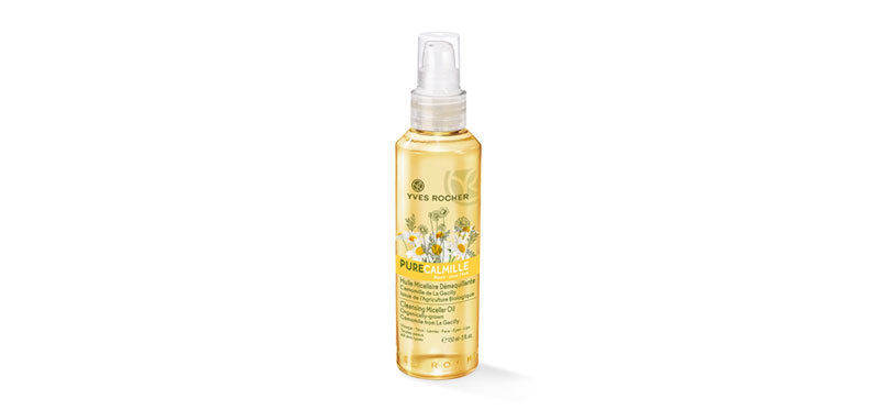 Yves Rocher Pure Calmille Cleansing Micellar Oil 150ml