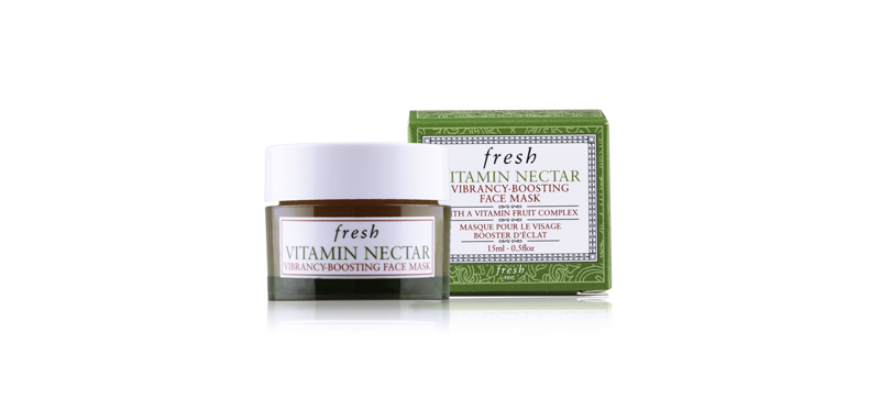 Fresh Vitamin Nectar Vibrancy-Boosting Face Mask 15ml