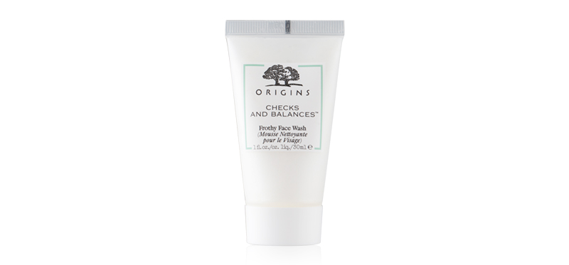 Origins Checks And Balances Frothy Face Wash 30ml