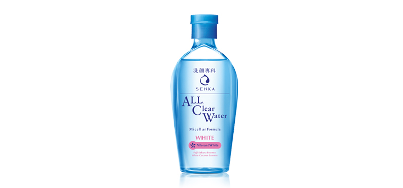 Senka All Clear Water Micellar-White 230ml