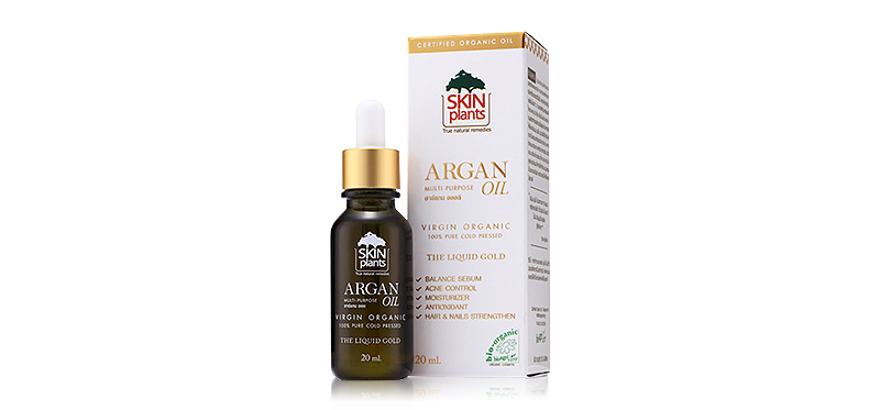 SKINPLANTS Argan Oil 20ml